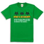 迪ォ繧ー繝�繧コ T繧キ繝」繝� NYA'S ATTACK