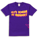 Tシャツ:CAT'S SCREAM
