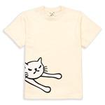 Tシャツ:LAZY CAT