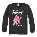 迪ォ繧ー繝�繧コ 繝ュ繝ウT Are you angry?