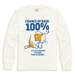 ロンT RAIN 100%