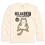 ロンT RELAX CAT