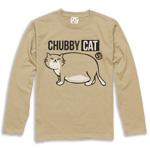 ロンT:CHUBBY CAT