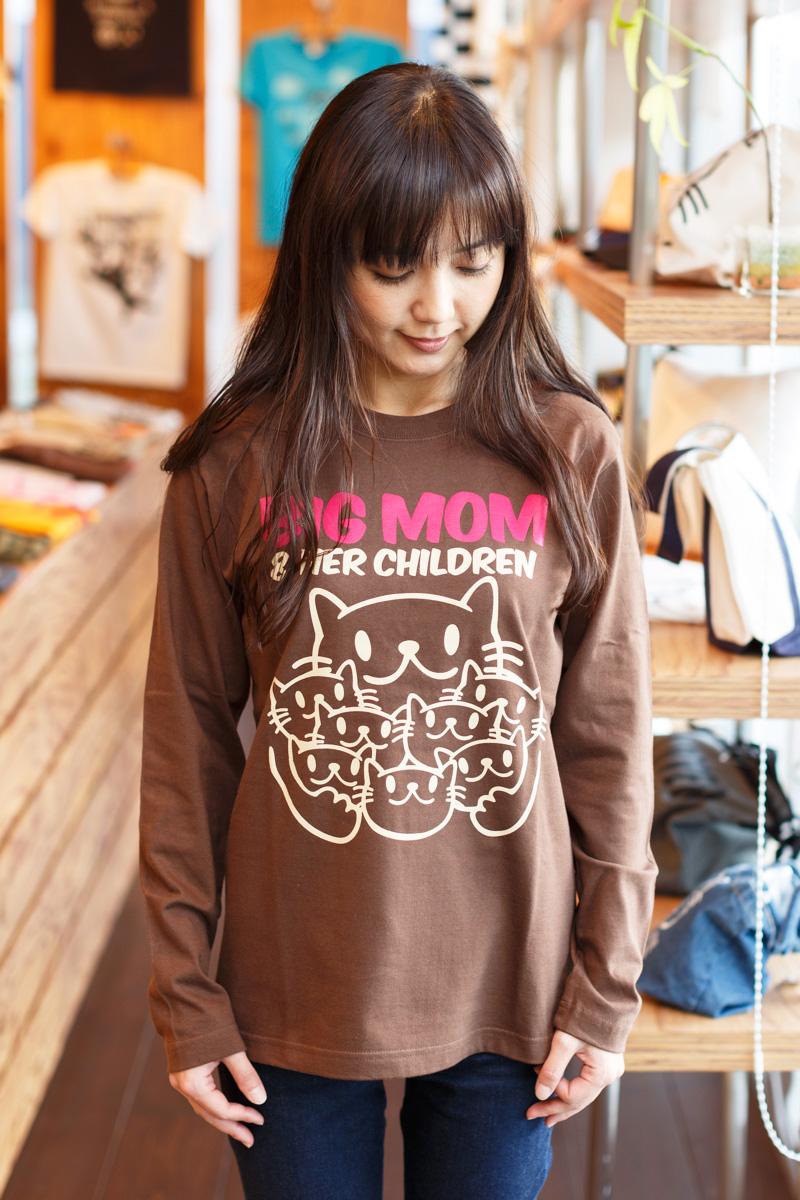 迪ォ繧ー繝�繧コ 繝ュ繝ウT BIG MOM