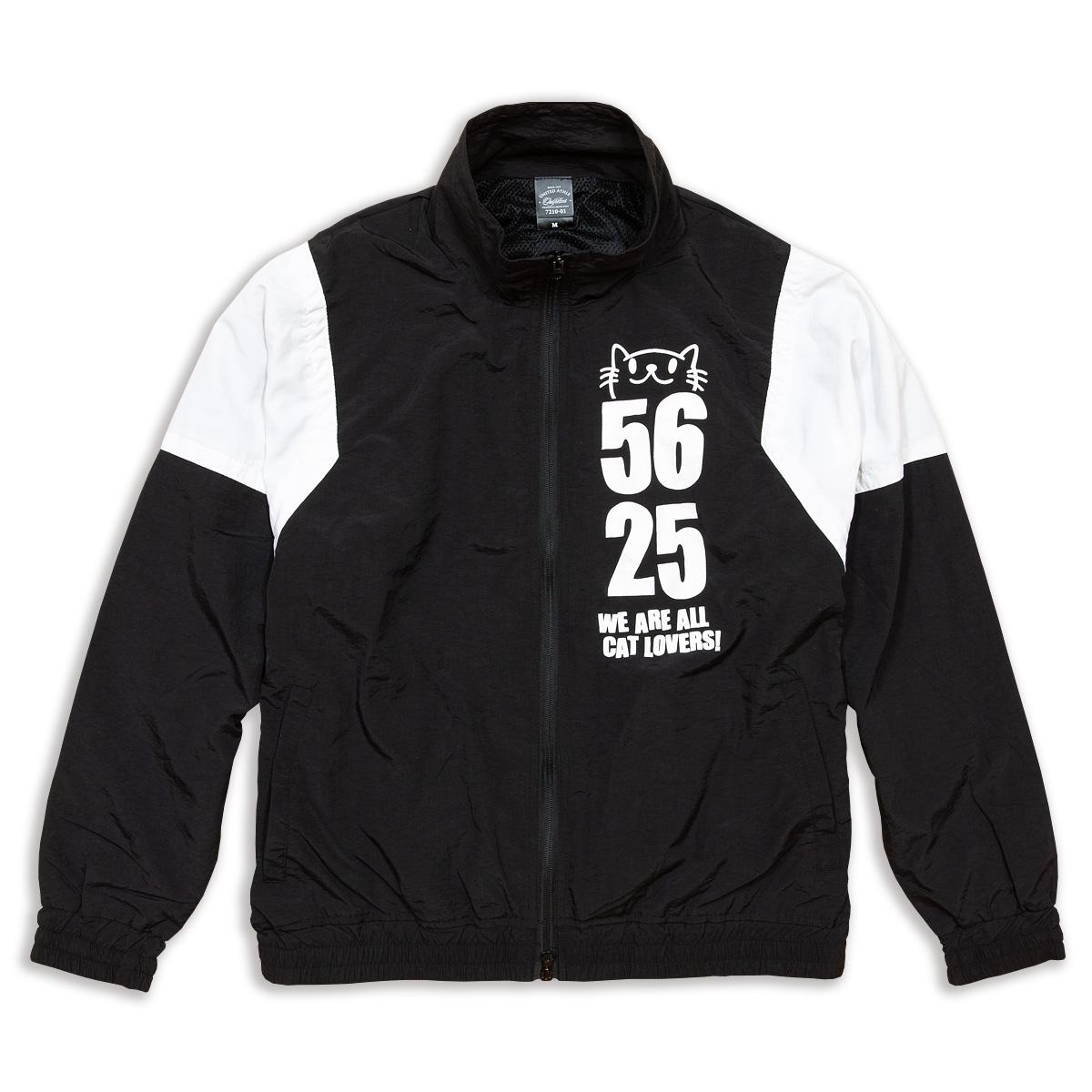 トラックジャケット 5625(前)