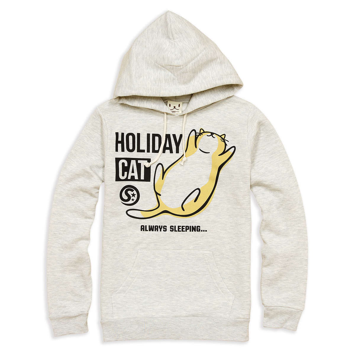 パーカー HOLIDAY CAT