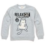 トレーナー RELAX CAT