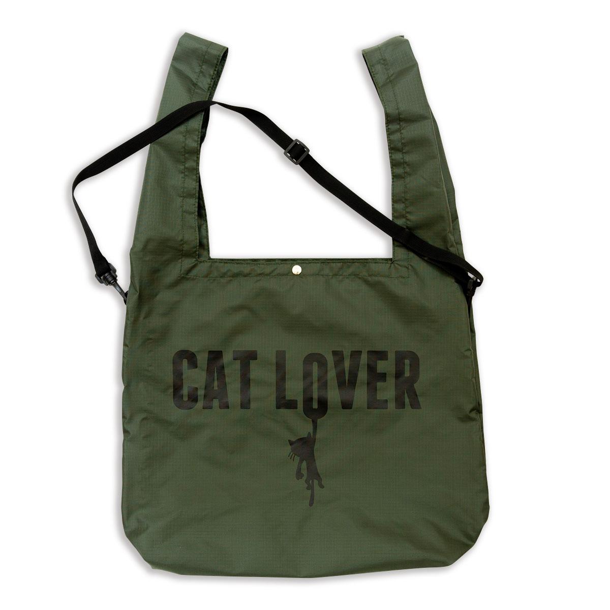 マルシェバッグ:CAT LOVER